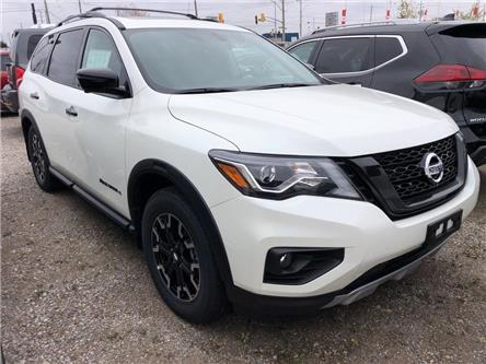 2020 Nissan Pathfinder SL Premium (Stk: W0039) in Cambridge - Image 2 of 5