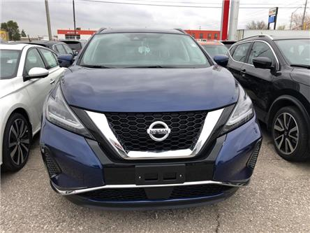 2020 Nissan Murano SV (Stk: W0043) in Cambridge - Image 2 of 5