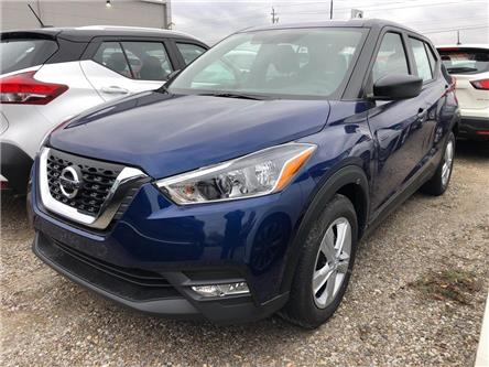 2019 Nissan Kicks S (Stk: V0772) in Cambridge - Image 1 of 5