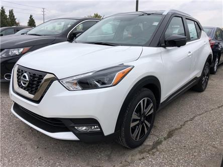 2019 Nissan Kicks SR (Stk: V0774) in Cambridge - Image 1 of 5
