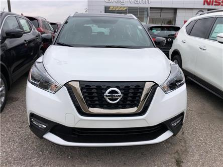 2019 Nissan Kicks SR (Stk: V0774) in Cambridge - Image 2 of 5