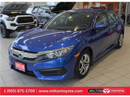 2018 Honda Civic LX (Stk: 035521) in Milton - Image 1 of 36