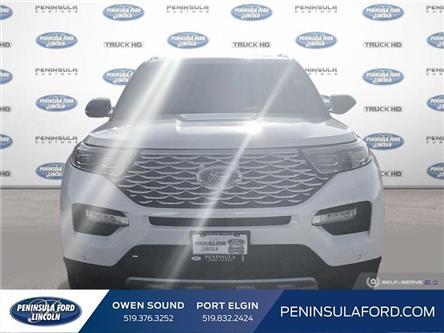 2020 Ford Explorer Platinum (Stk: 20EX08) in Owen Sound - Image 2 of 26