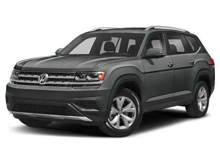 2019 Volkswagen Atlas 3.6 FSI Execline (Stk: KA596155) in Vancouver - Image 1 of 9