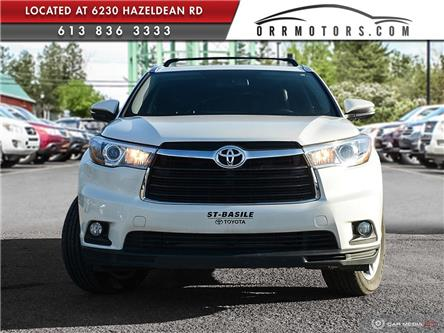2016 Toyota Highlander Limited (Stk: 5936T) in Stittsville - Image 2 of 27