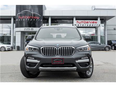 2019 BMW X3 xDrive30i (Stk: 19HMS852) in Mississauga - Image 2 of 21