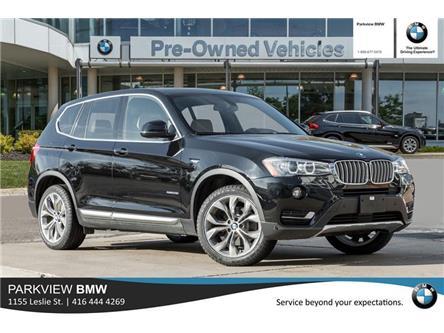 2016 BMW X3 xDrive28i (Stk: PP8854) in Toronto - Image 1 of 21