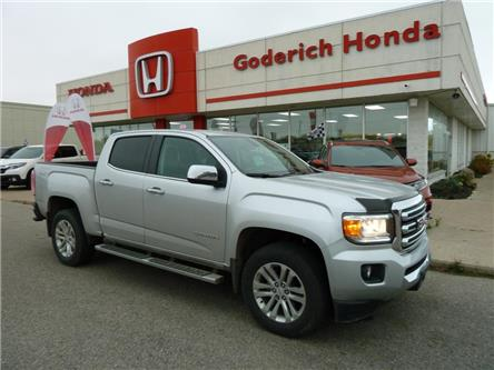 2018 GMC Canyon  (Stk: U16219) in Goderich - Image 1 of 12