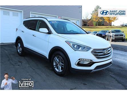 2018 Hyundai Santa Fe Sport  (Stk: U2398) in Saint John - Image 1 of 22