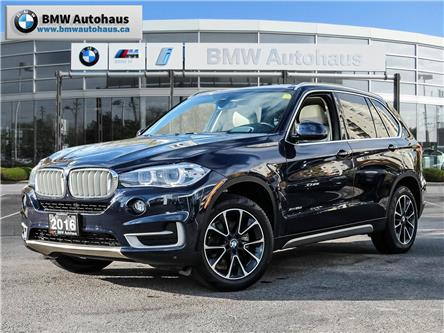 2016 BMW X5 xDrive35d (Stk: P9204) in Thornhill - Image 1 of 31