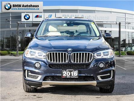 2016 BMW X5 xDrive35d (Stk: P9204) in Thornhill - Image 2 of 31