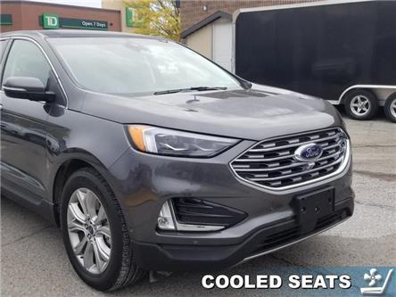 2019 Ford Edge Titanium (Stk: P8927) in Unionville - Image 2 of 14