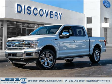 2020 Ford F-150 Lariat (Stk: F120-02585) in Burlington - Image 1 of 23