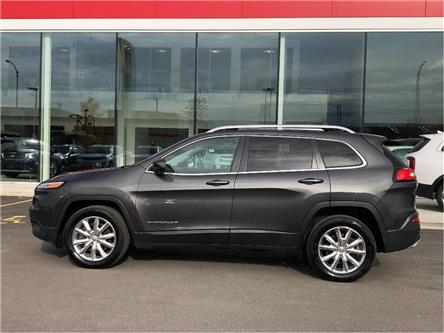 2016 Jeep Cherokee Limited (Stk: 19312A) in Gatineau - Image 2 of 21