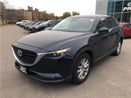 2017 Mazda CX-9 GS AWD 7 PASSENGERS, REAR CAM, ALLOYS, HEATED SEAT (Stk: P1991) in Toronto - Image 2 of 16