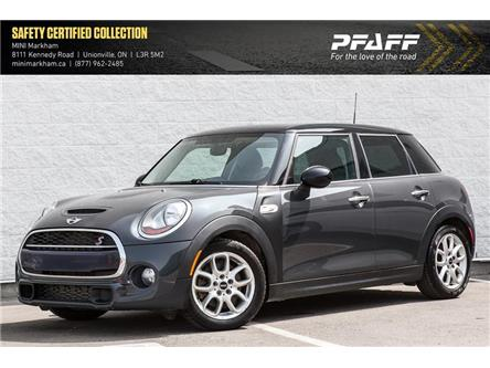 2015 MINI 5 Door Cooper S (Stk: A12177) in Markham - Image 1 of 17