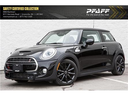 2018 MINI 3 Door Cooper S (Stk: U12443) in Markham - Image 1 of 19