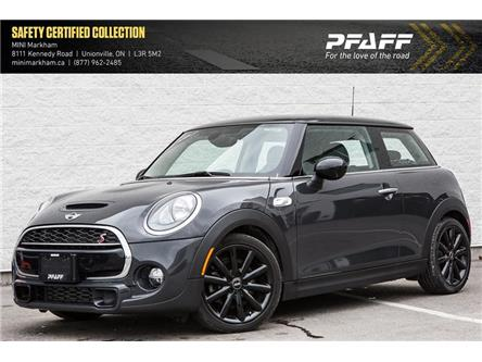 2018 MINI 3 Door Cooper S (Stk: U12445) in Markham - Image 1 of 17