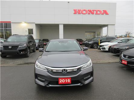 2016 Honda Accord Touring (Stk: VA3697) in Ottawa - Image 2 of 20
