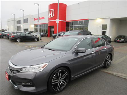 2016 Honda Accord Touring (Stk: VA3697) in Ottawa - Image 1 of 20