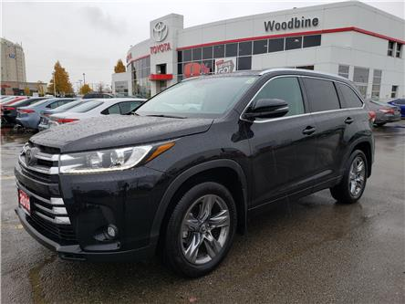 2019 Toyota Highlander Limited (Stk: 9-1298) in Etobicoke - Image 1 of 21