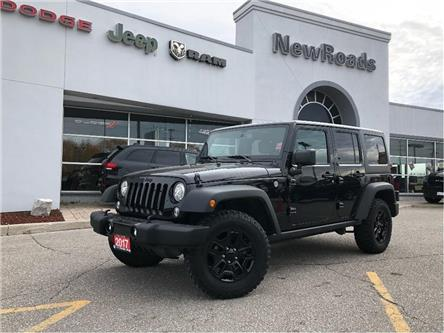 2017 Jeep Wrangler Unlimited  (Stk: 24445P) in Newmarket - Image 1 of 20