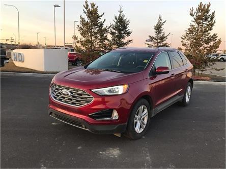 2019 Ford Edge SEL (Stk: 9ED021) in Ft. Saskatchewan - Image 1 of 23