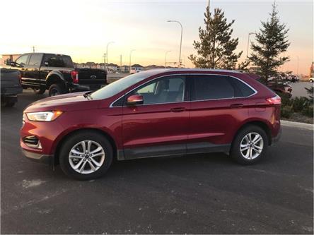2019 Ford Edge SEL (Stk: 9ED021) in Ft. Saskatchewan - Image 2 of 23