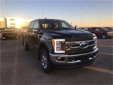 2019 Ford F-350 King Ranch (Stk: 9SD223) in Ft. Saskatchewan - Image 1 of 24
