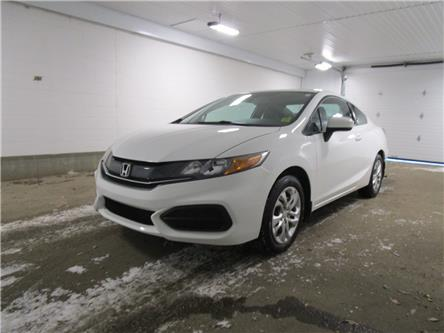 2014 Honda Civic LX (Stk: 2030331 ) in Regina - Image 1 of 21