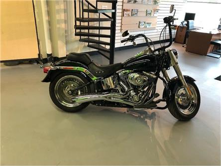 2009 Harley-Davidson FLSTF  (Stk: HW626) in Fort Saskatchewan - Image 1 of 10