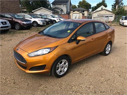 2016 Ford Fiesta SE (Stk: HW813) in Fort Saskatchewan - Image 1 of 21