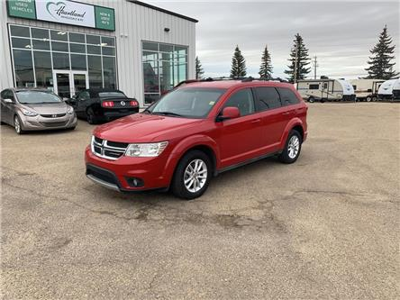 2015 Dodge Journey SXT (Stk: HW838) in Fort Saskatchewan - Image 1 of 27