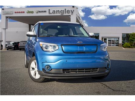 2016 Kia Soul EV EV Luxury (Stk: LC0038) in Surrey - Image 1 of 23
