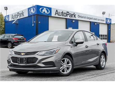2018 Chevrolet Cruze LT Auto (Stk: 18-31197R) in Georgetown - Image 1 of 18