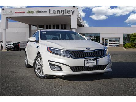 2014 Kia Optima EX (Stk: LF5593A) in Surrey - Image 1 of 23