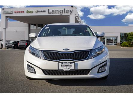 2014 Kia Optima EX (Stk: LF5593A) in Surrey - Image 2 of 23