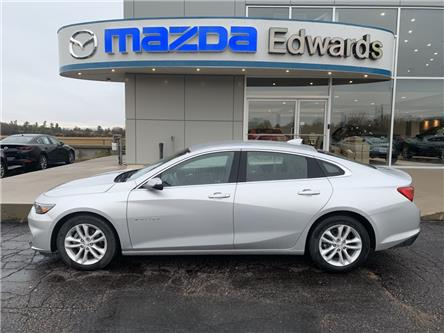2018 Chevrolet Malibu LT (Stk: 22111) in Pembroke - Image 1 of 10