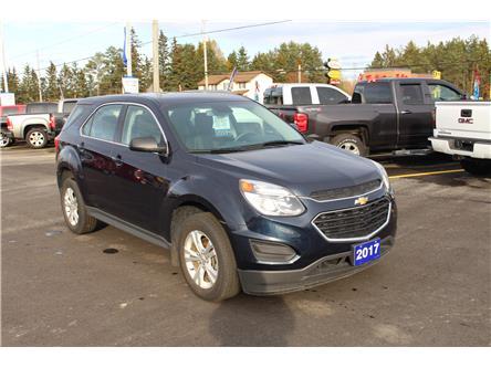 2017 Chevrolet Equinox LS (Stk: 11294) in Sault Ste. Marie - Image 1 of 21