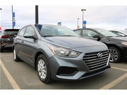 2020 Hyundai Accent Preferred (Stk: 01368) in Saint John - Image 1 of 3
