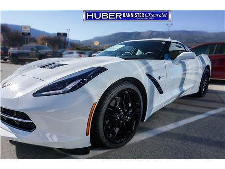 2019 Chevrolet Corvette Stingray (Stk: N55819) in Penticton - Image 1 of 11