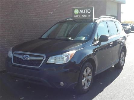 2014 Subaru Forester 2.5i Touring Package (Stk: PRO0605DA) in Charlottetown - Image 1 of 7