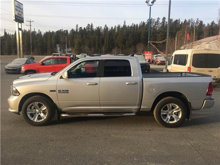 2018 RAM 1500 Sport (Stk: 7192501) in Whitehorse - Image 2 of 22