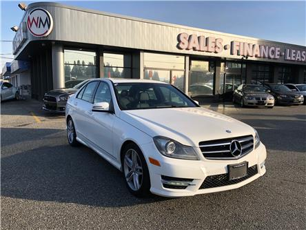 2014 Mercedes-Benz C-Class Base (Stk: 14-193211) in Abbotsford - Image 1 of 15