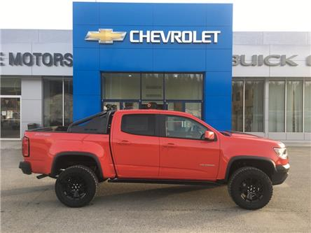 2019 Chevrolet Colorado ZR2 (Stk: 7193020) in Whitehorse - Image 1 of 25
