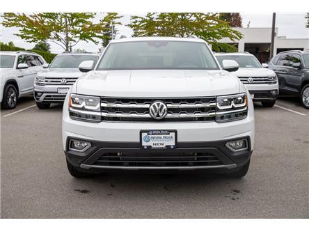 2019 Volkswagen Atlas 3.6 FSI Execline (Stk: KA592154) in Vancouver - Image 2 of 30