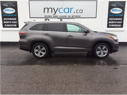 2015 Toyota Highlander Limited (Stk: 191671) in Richmond - Image 2 of 22