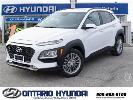 2019 Hyundai Kona 1.6T Ultimate (Stk: 388694) in Whitby - Image 1 of 21