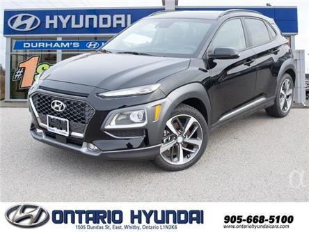 2020 Hyundai Kona 1.6T Ultimate (Stk: 423342) in Whitby - Image 1 of 21