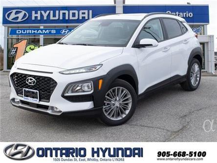 2020 Hyundai Kona 1.6T Ultimate (Stk: 422356) in Whitby - Image 1 of 21